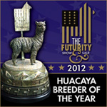 2012 Futurity Breeder of the Year